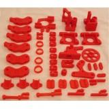 Набор пластиковых деталей Prusa Mendel i2