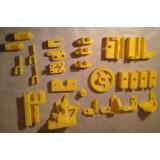 Набор пластиковых деталей Prusa Mendel i3